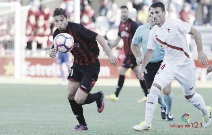 Resumen Sevilla Atlético 0-1 Reus Deportiu