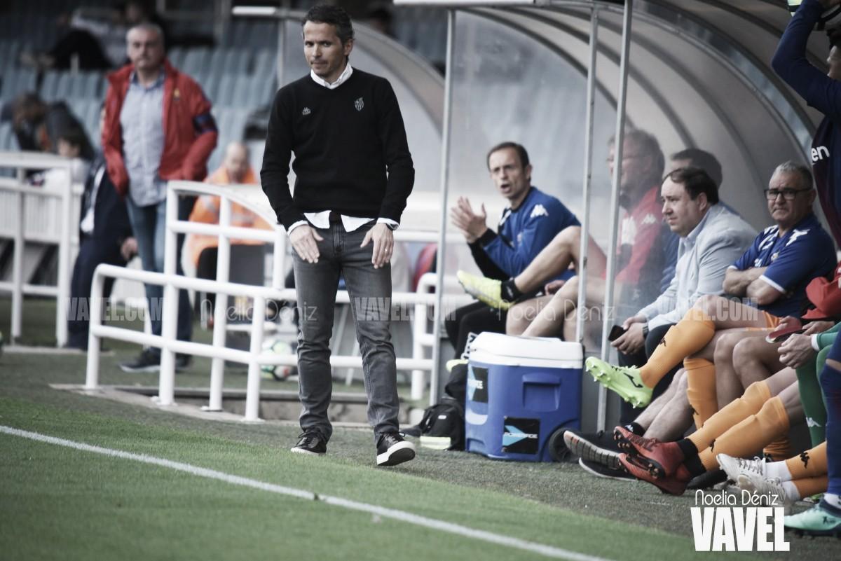 Xavi Bartolo toma el relevo de López Garai en el banquillo del CF Reus