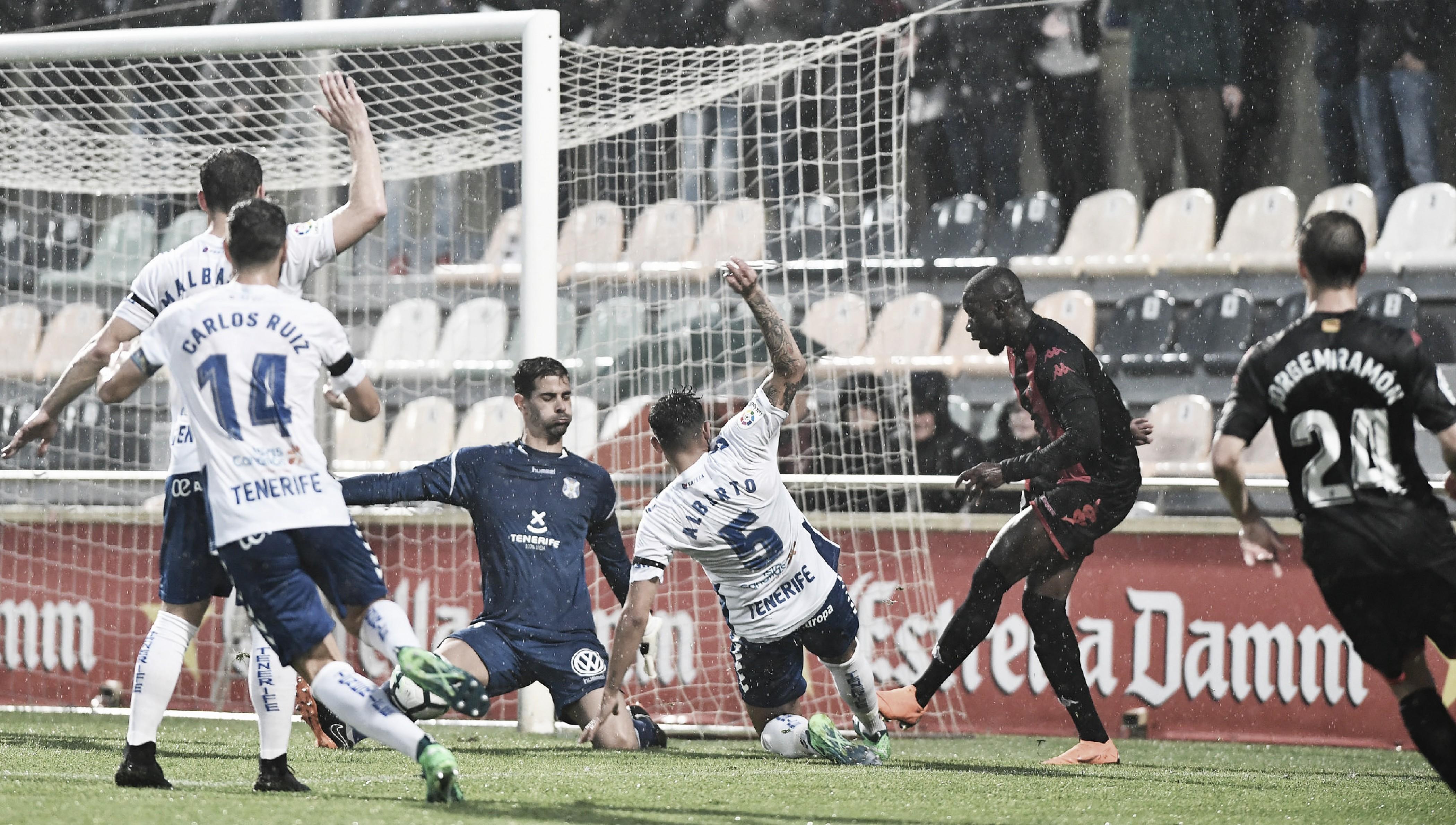 Tenerife - CF Reus: los precedentes