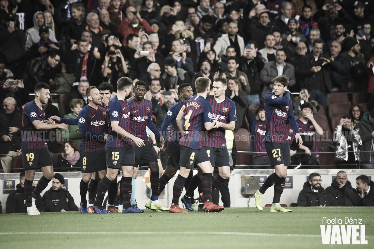 El Barça cosecha un empate estéril ante el Tottenham