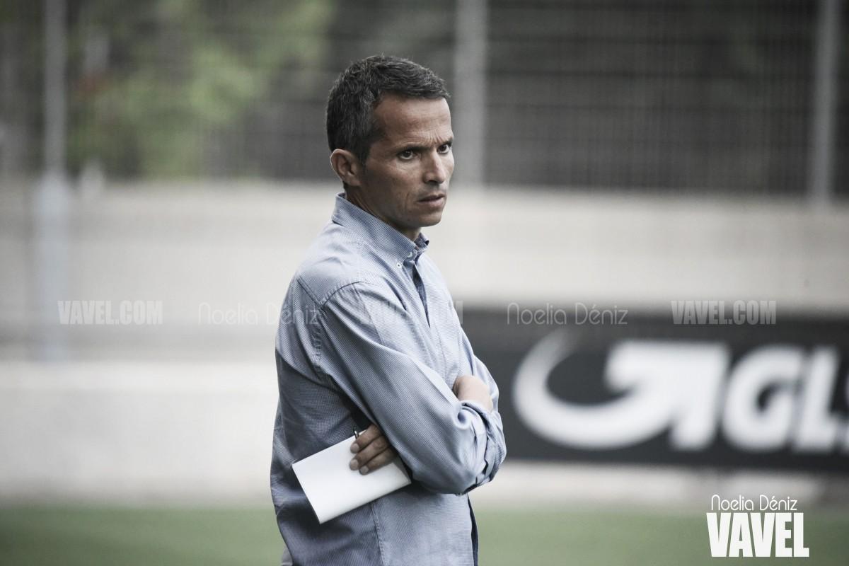 """Xavi Bartolo: """"Estoy absolutamente convencido de que Cuenca se quedará"""""""