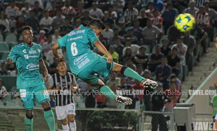 Fotos e imágenes del Chiapas 1-1 Necaxa de la segunda jornada de la Copa MX
