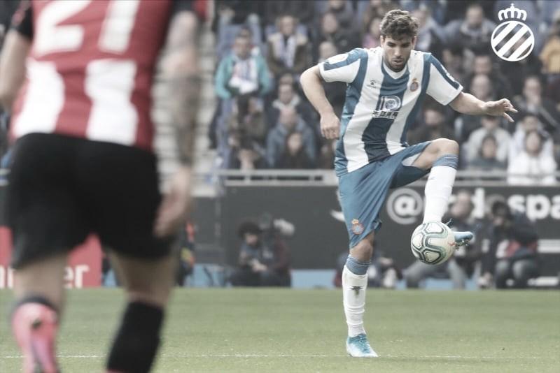 Cabrera debuta con el Espanyol