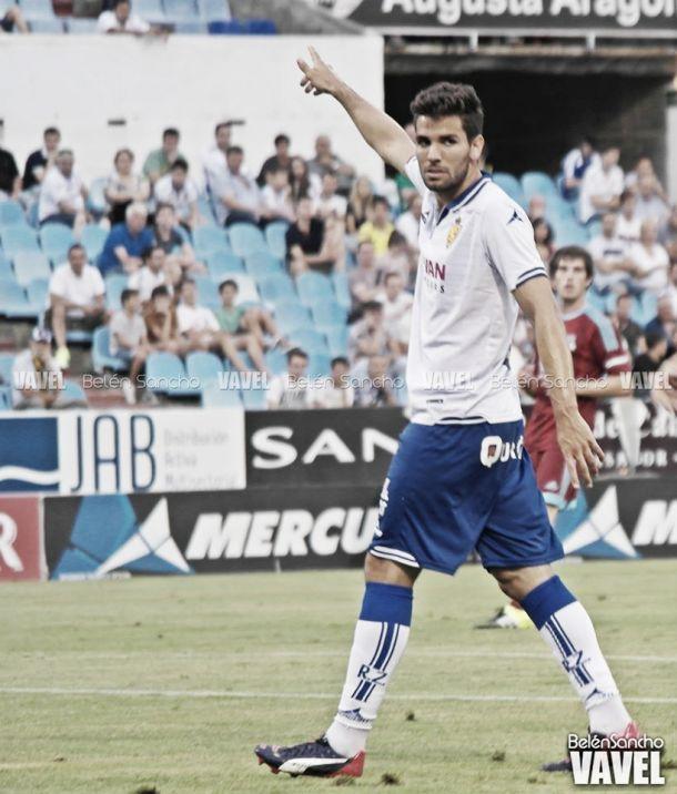 Cabrera, el mejor frente a la UD Almería según la afición