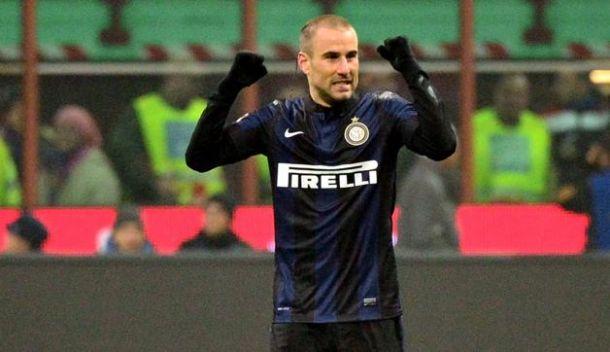 Palacio marca de letra e Inter vence Milan pelo Derby della Madonnina