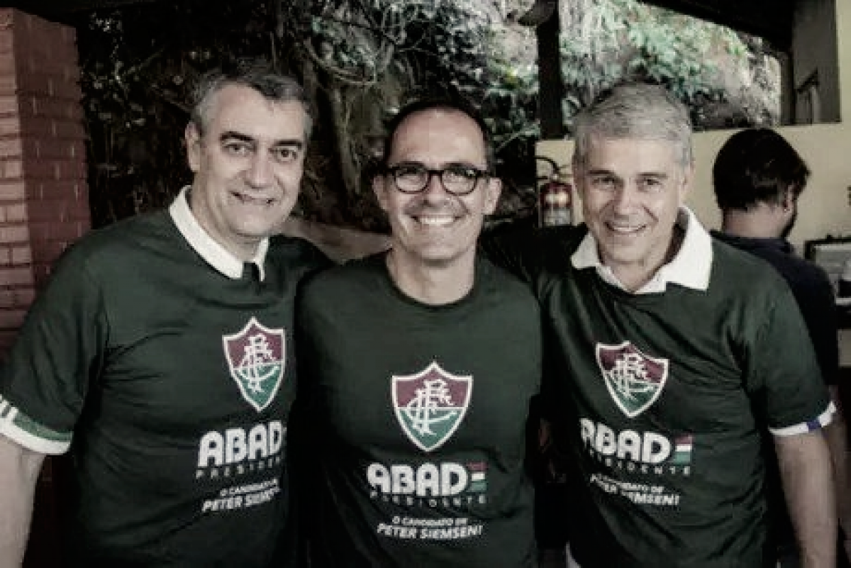 Vices do Fluminense renunciam e Abad pode ter problemas no Conselho Deliberativo