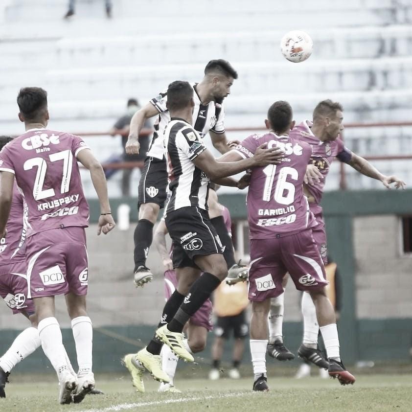 Copa Liga Profesional: Empate y despedida de Central Córdoba del torneo.