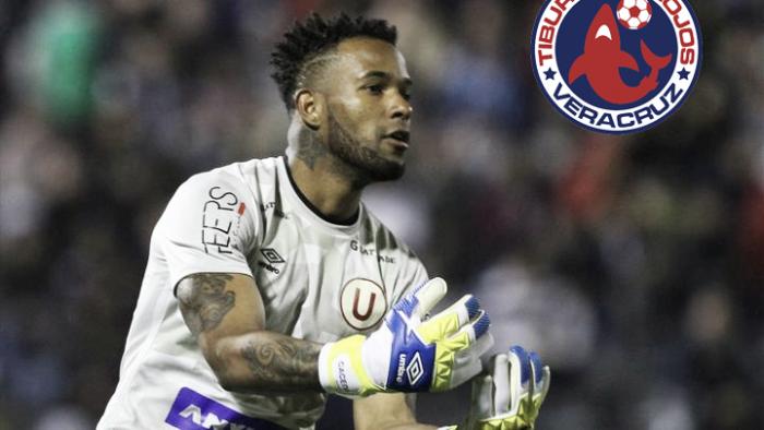 Carlos Cáceda firma con Veracruz; será cedido a otro equipo
