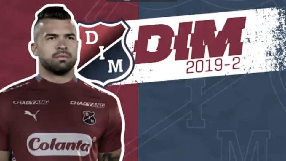 Andrés Cadavid es nuevo jugador del Independiente Medellín