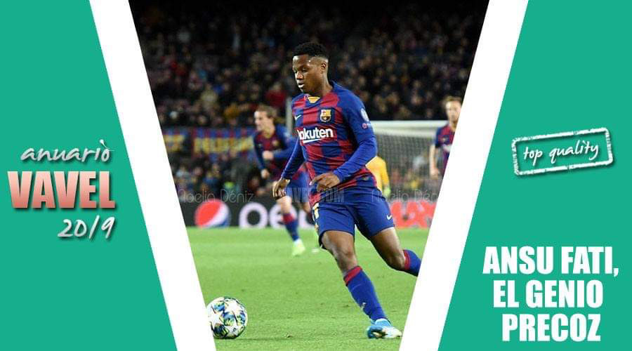 Anuario VAVEL FC Barcelona 2019: Ansu Fati, el genio precoz