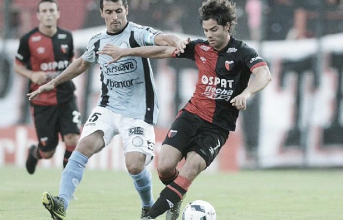 Colón 3-0 Belgrano: puntuaciones del puntero