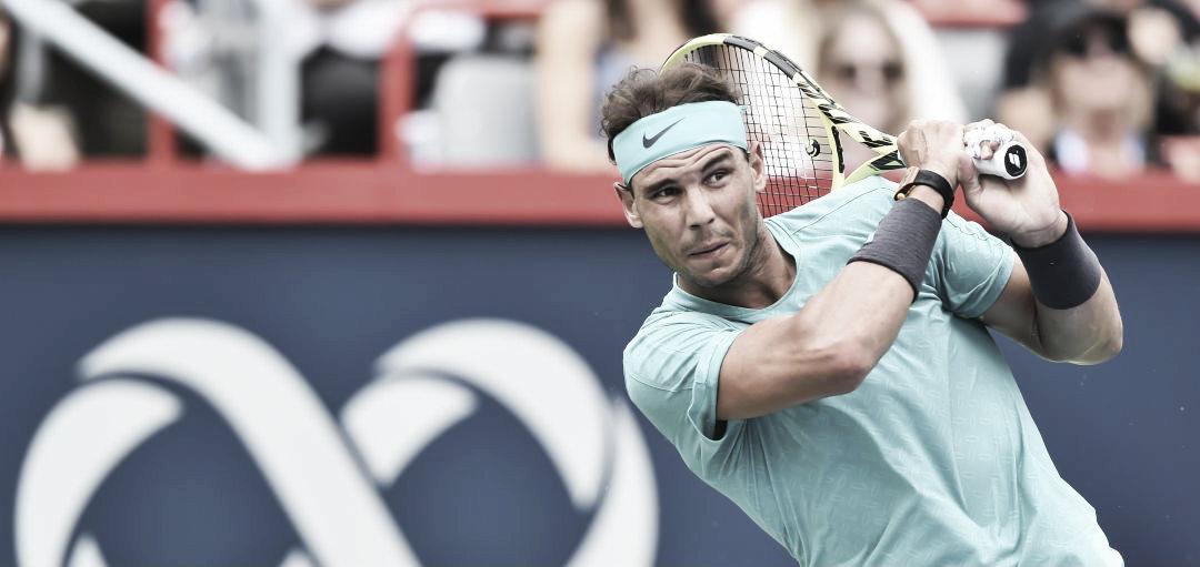 Nadal debutó con triunfó