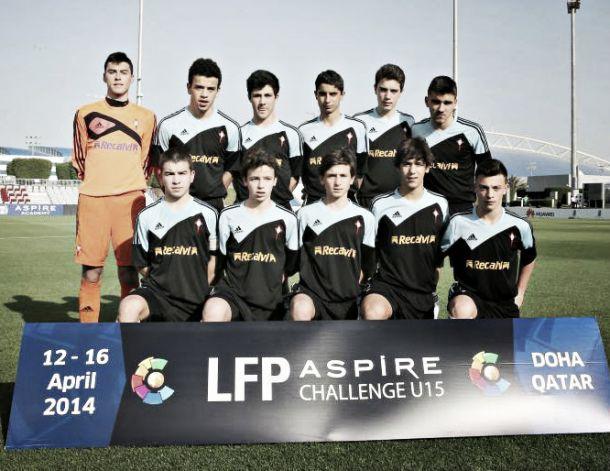 La Selección Española sub-16 convoca al cadete Carlos Pérez
