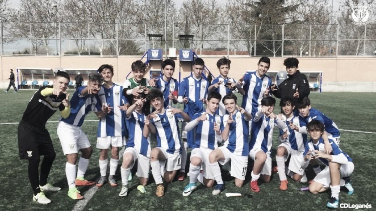 11 victorias y un ascenso directo para la cantera del 'Lega' esta jornada