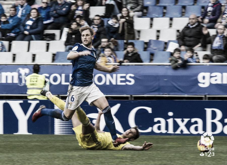 Real Oviedo - Cádiz CF: Puntuaciones del Real Oviedo en la jornada 24 de La Liga 1|2|3