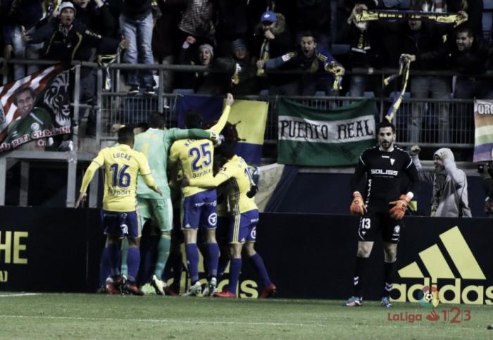 Ojeando al rival: Cádiz CF, un muro en el que fijarse