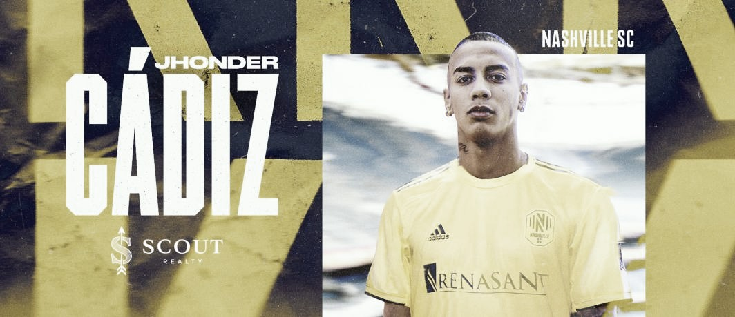 Nashville SC firma un nuevo Designated Player