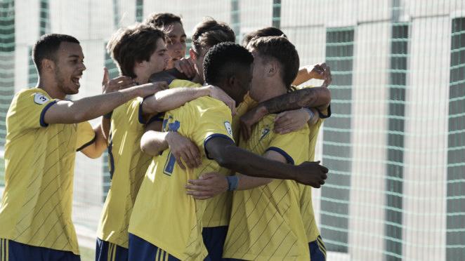 El Cádiz B sigue a buen ritmo por el primer puesto (1-0)