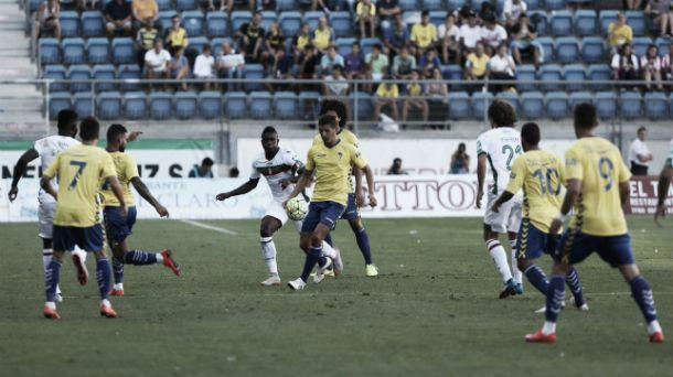 Cádiz CF y Granada B, los goleadores de la jornada
