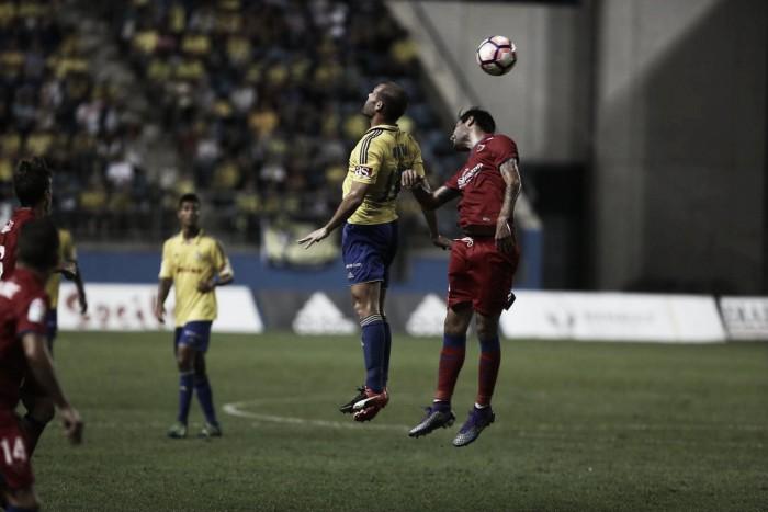 Cádiz CF - CD Numancia: puntuaciones del Cádiz, jornada 6 de LaLiga 1 2 3
