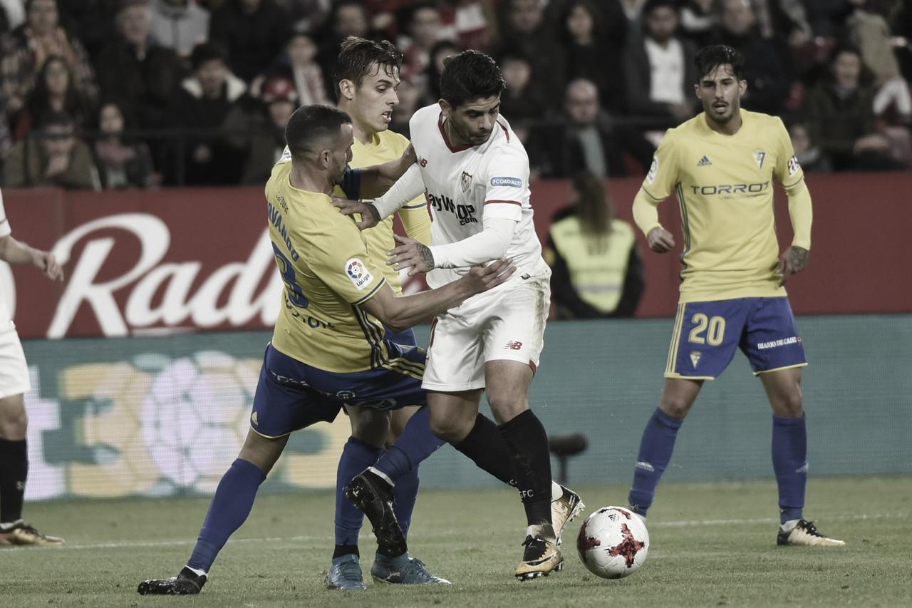 Previa Cádiz CF vs. Sevilla FC: vuelve el derbi andaluz a Primera División