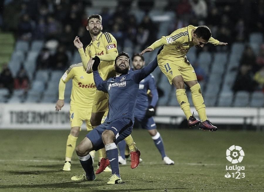 Previa Cádiz CF vs Getafe CF: salir de la cuerda floja