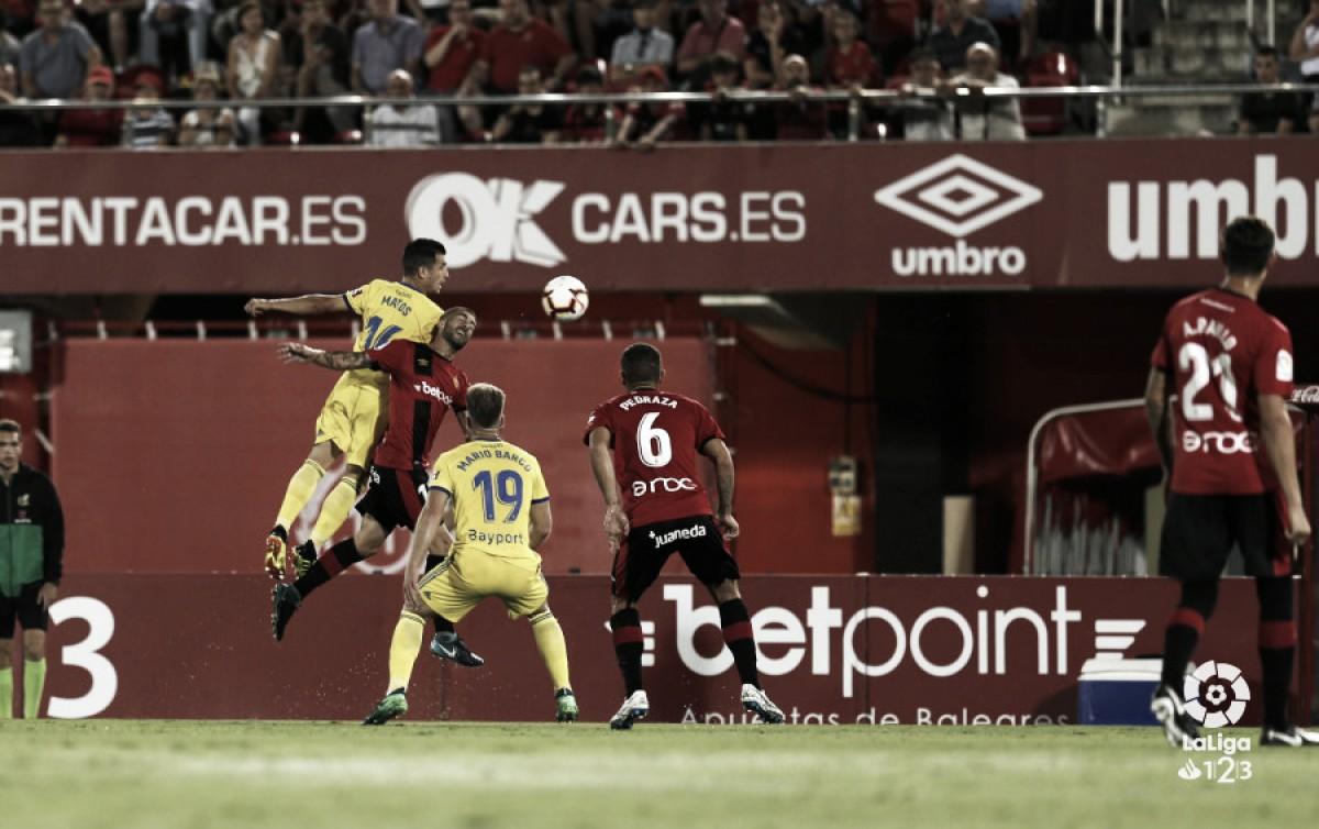Otra vez el Cádiz pierde puntos en el tramo final