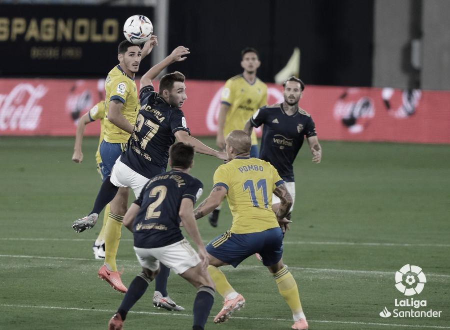 Este Cádiz no encuentra recompensa en su debut (0-2)
