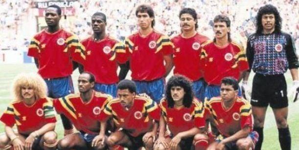 Historia de Colombia en los mundiales: Italia 1990