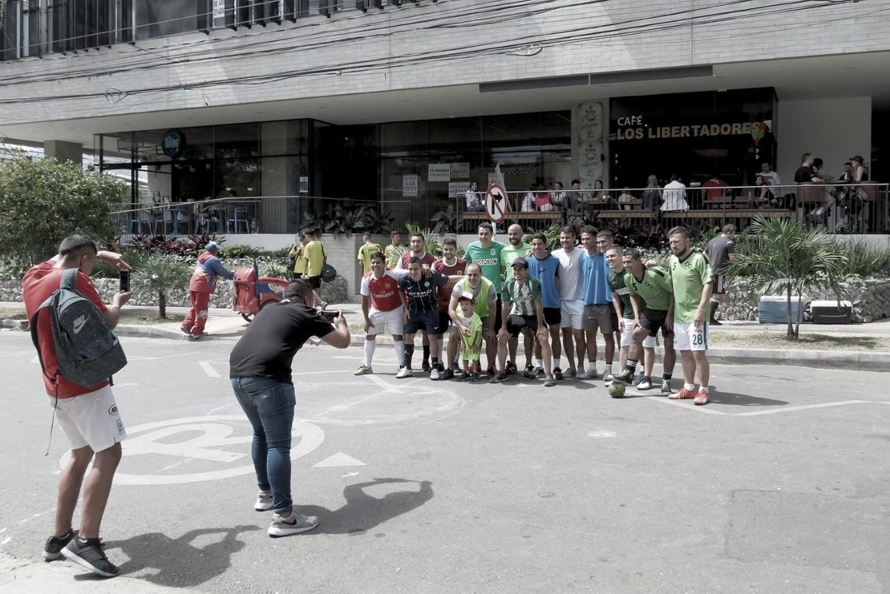 Fútbol y café como una propuesta de comunidad