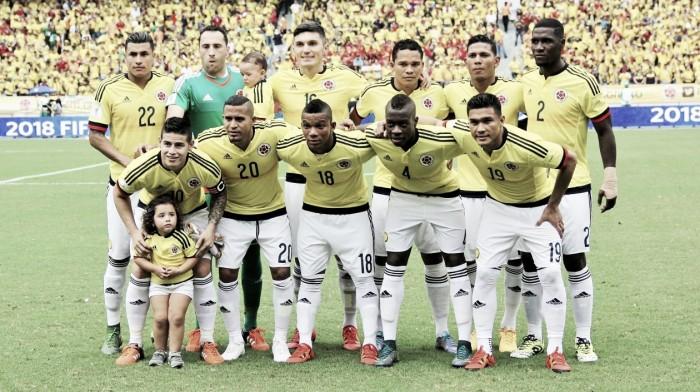 La Selección Colombia empezó su viaje hacia la Copa América