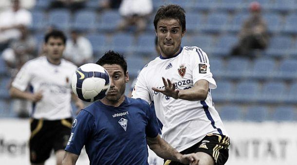 El Zaragoza baraja la vuelta de Caffa