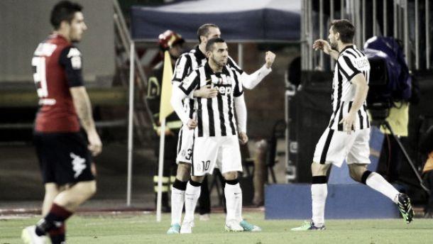 Juve-Cagliari, ponte tra campionato e Champions