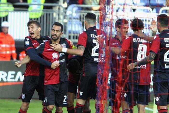 Cagliari, finalmente i tre punti. Ora Rastelli può sorridere