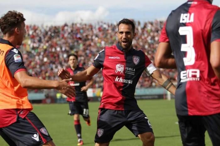 Finalmente tre punti. Cagliari torna a sorridere