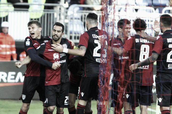 Cagliari, Rastelli nel post partita: