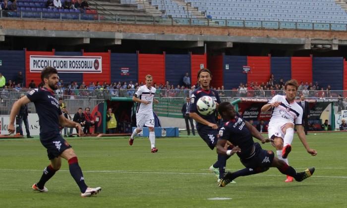 Cagliari - Palermo in Serie A 2016/17 - Dessena(2), Nestorowski! (2-1)