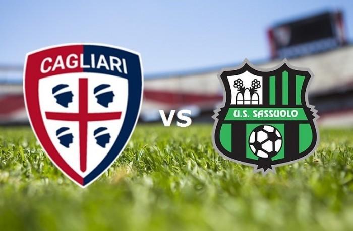 Cagliari-Sassuolo, formazioni ufficiali: Farias e Capuano titolari, fuori Falcinelli