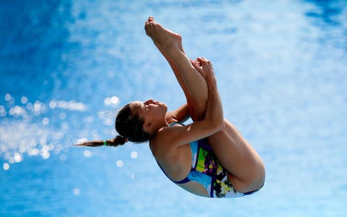 Trampolino 3 metri: bronzo storico per Tania Cagnotto! L'oro va alla cinese Shi, seconda He ZI