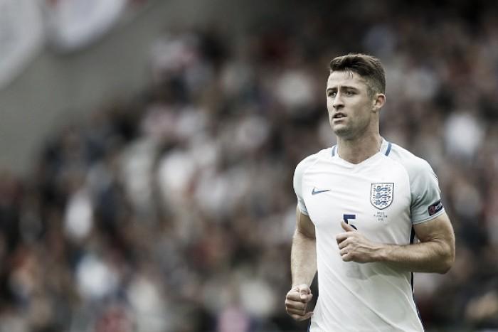 Gary Cahill quer impressionar Sam Allardyce para estar nos planos do técnico da Inglaterra