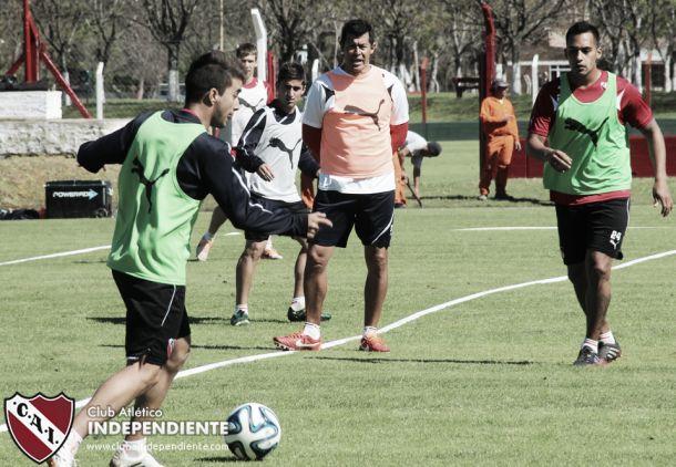 Independiente: concentrados contra River