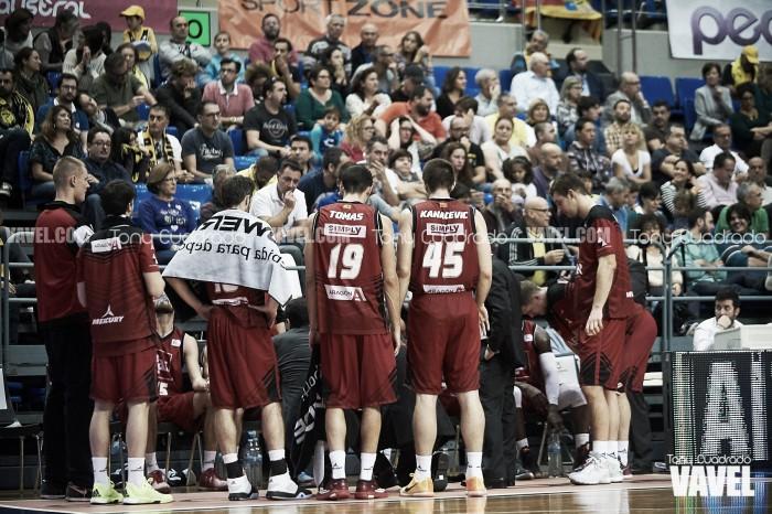 El Basket Zaragoza, en el Top3 de rebotes