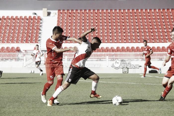 Derrota juvenil ante Independiente