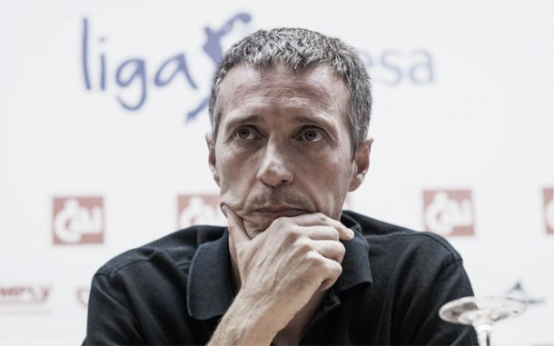 """Joaquín Ruiz: """"Nos ha costado mucho estar en el partido"""""""