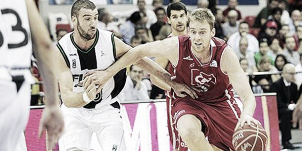 Un CAI Zaragoza gris se rinde a la revelación de la temporada