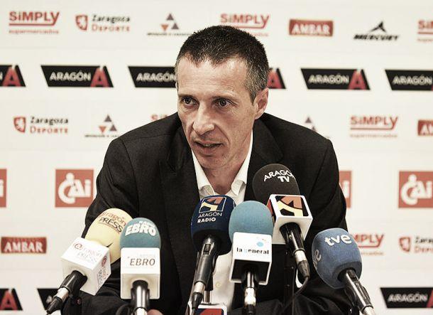 """Joaquín Ruiz: """"Hemos sacado un partido importante"""""""