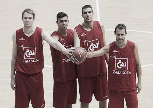 CAI Zaragoza 2014/2015
