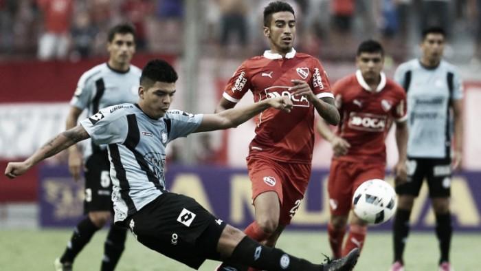 Historial de Independiente ante el Pirata
