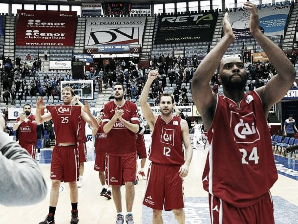 El CAI Zaragoza llega mermado a la Copa del Rey