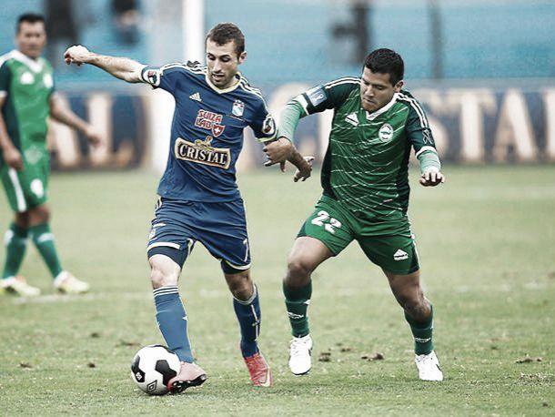 Resultado Los Caimanes - Sporting Cristal 2014 (1-1)